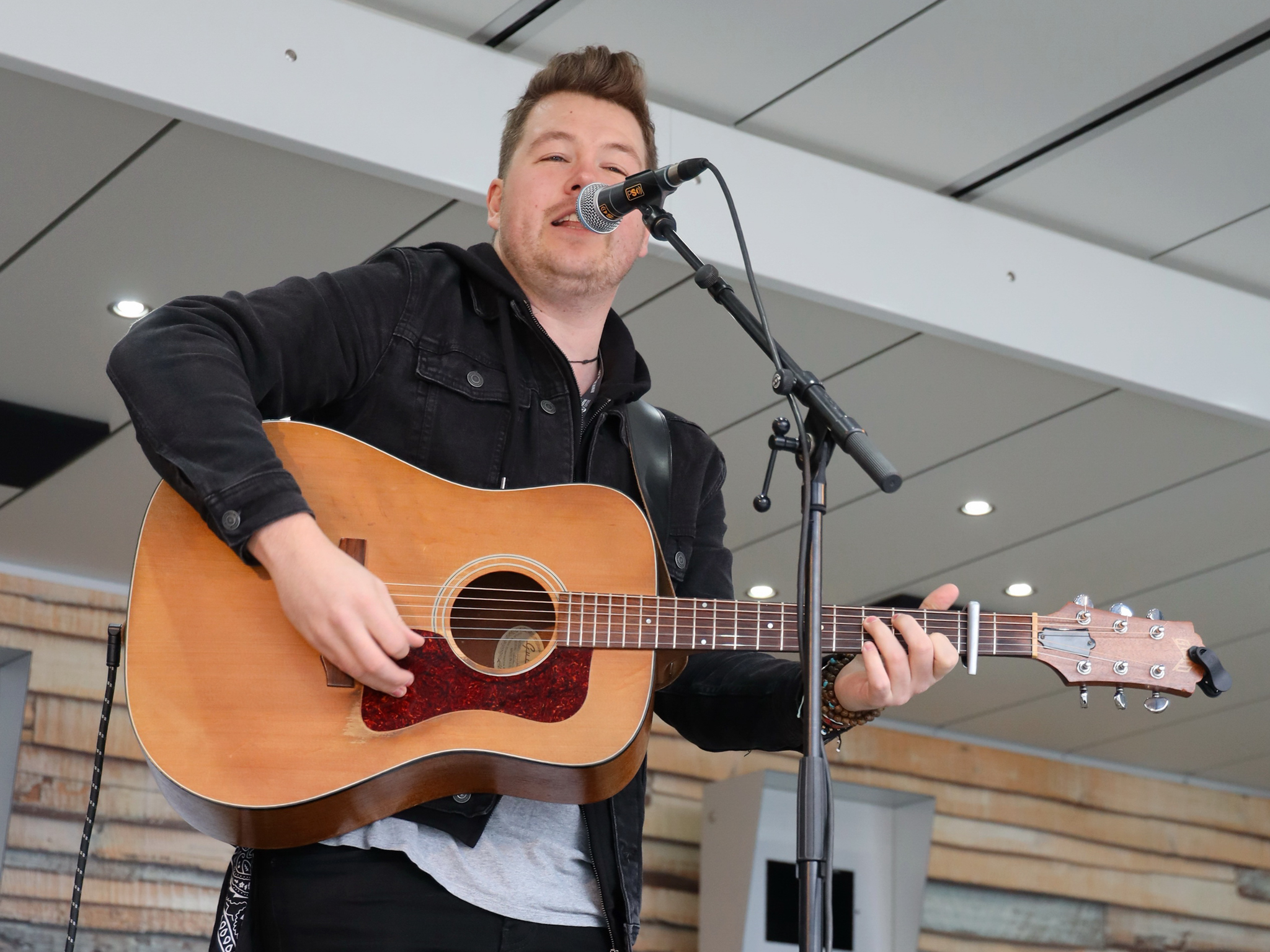 Verti Music Hall - C2C 2020 - Townsquare Stage - Jake Morrell