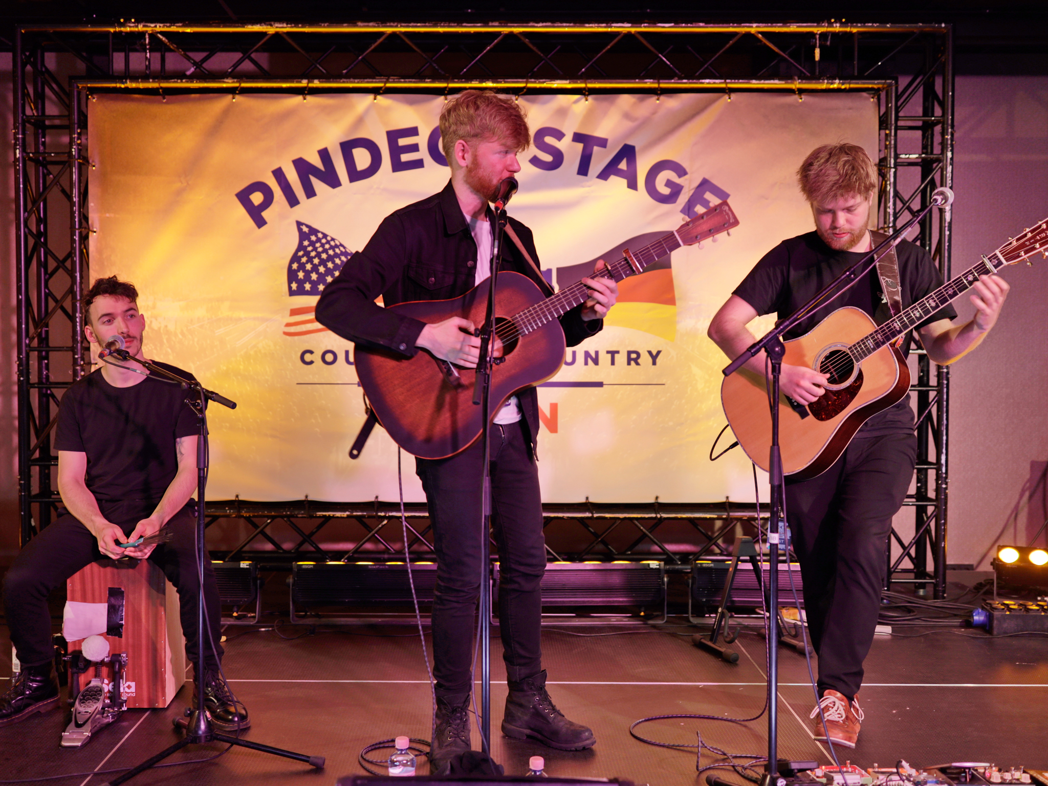 Verti Music Hall - C2C 2020 - Pindeck Stage - Joe Buck