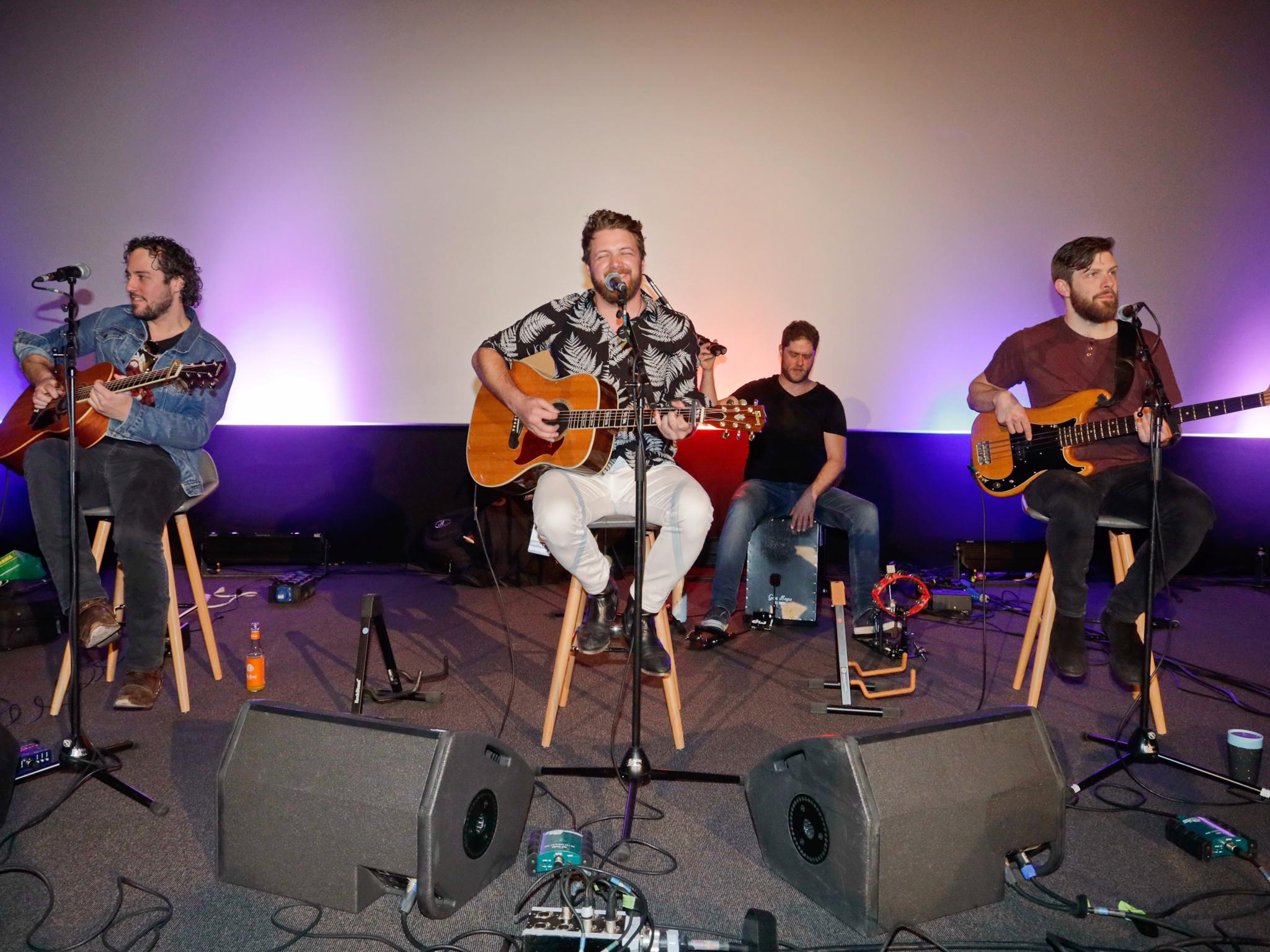 Verti Music Hall - C2C 2020 - Nashville Stage - Matt Lang