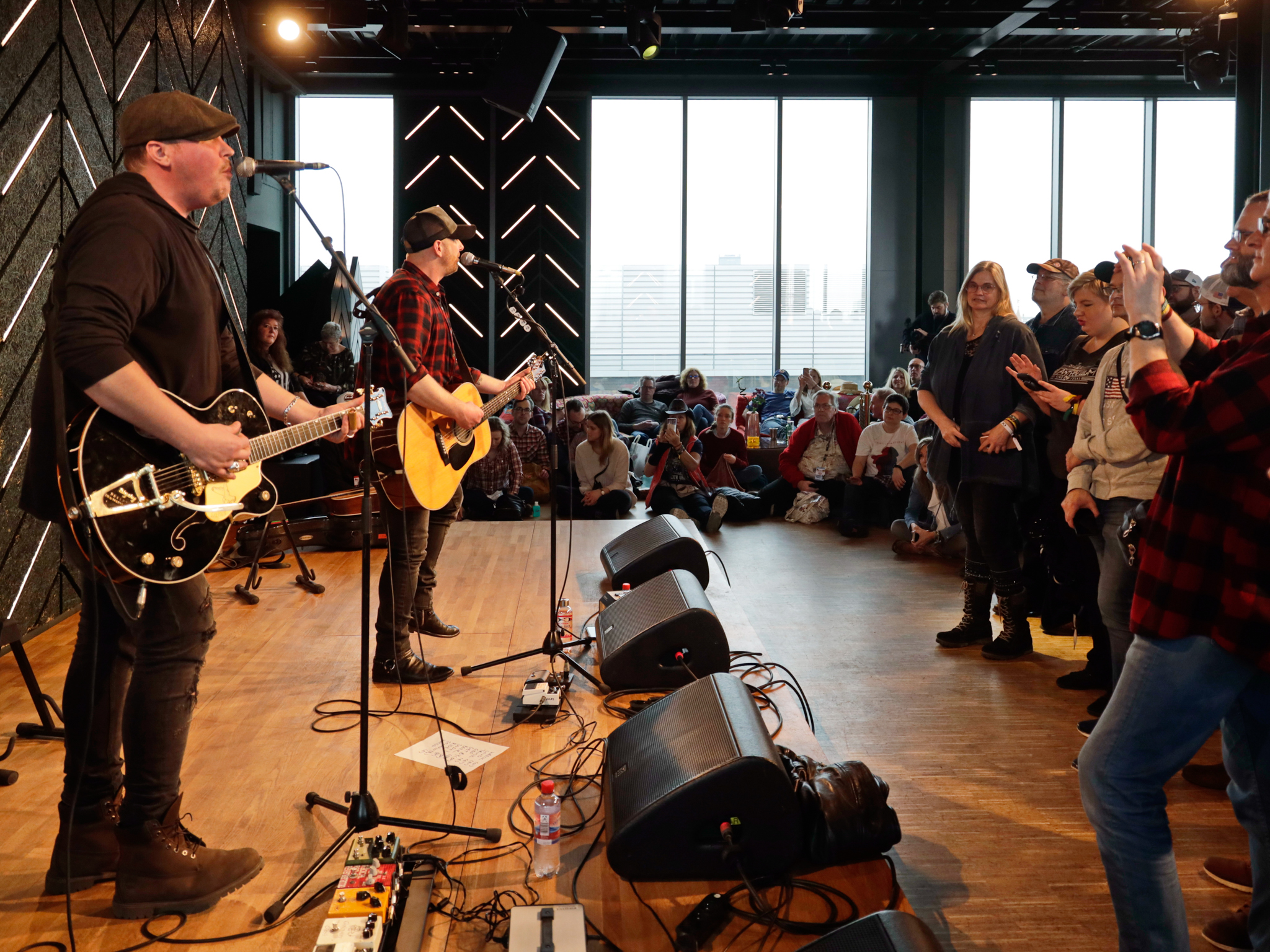 Verti Music Hall - C2C 2020 - Rooftop Stage - Tim Hicks